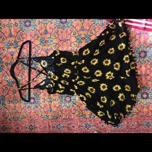 Pants - SUNFLOWER ROMPER